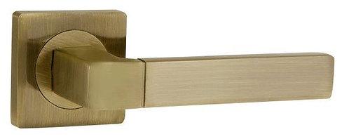 Ручка раздельная FUSION JK ABG-6 зелёная бронза