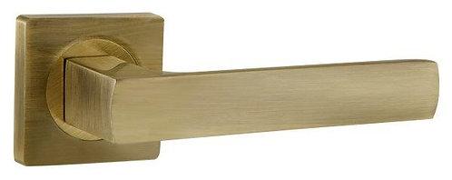 Ручка раздельная ERGO JK ABG-6 зелёная бронза