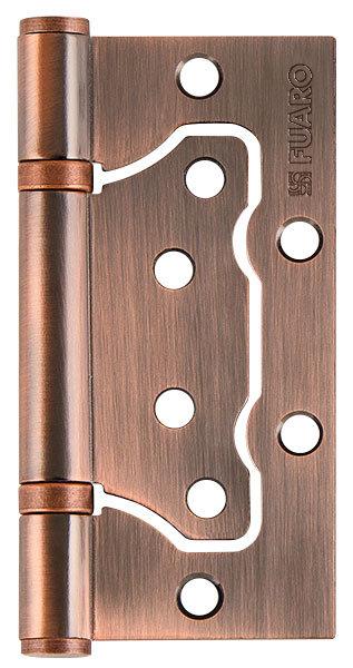 Петля  без врезки 500-2BB/BL 100x2.5 AC (медь) БЛИСТЕР