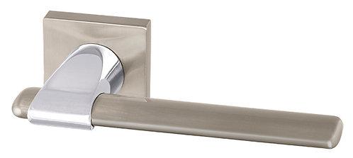 Ручка раздельная AJAX USQ1 SN/CP-3 Мат никель/хром