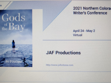 Come see us at the 2021 Northern Colorado Writer's Conference!