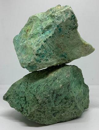Raw Turquoise Stone