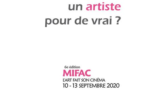 Une première affiche pour le MIFAC 2020 !