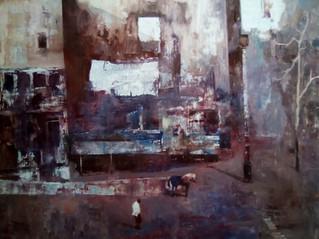 Philippe Vasseur à la galerie Claudine Legrand