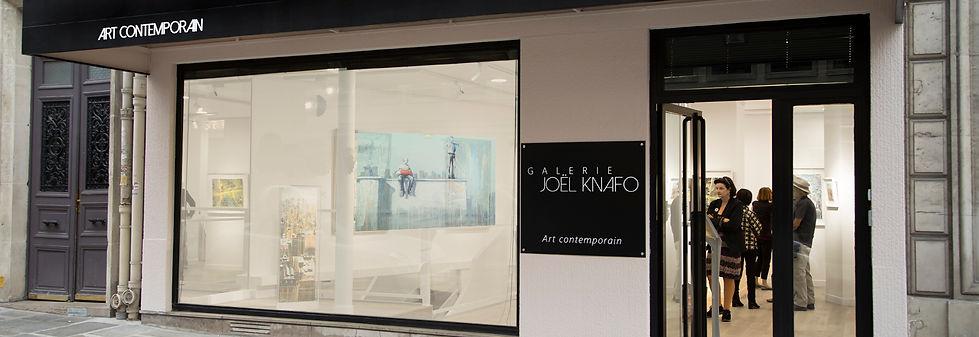 Galerie Joel Knafo exterieur herard bd.j