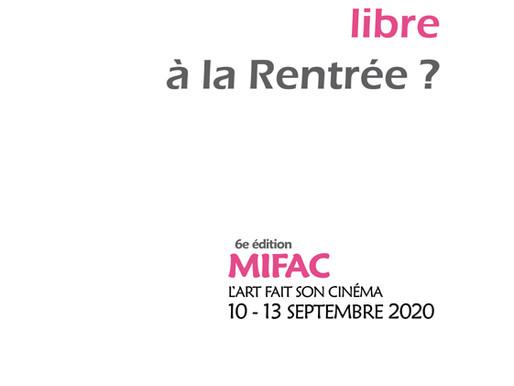 Sélection des films pour le MIFAC 2020