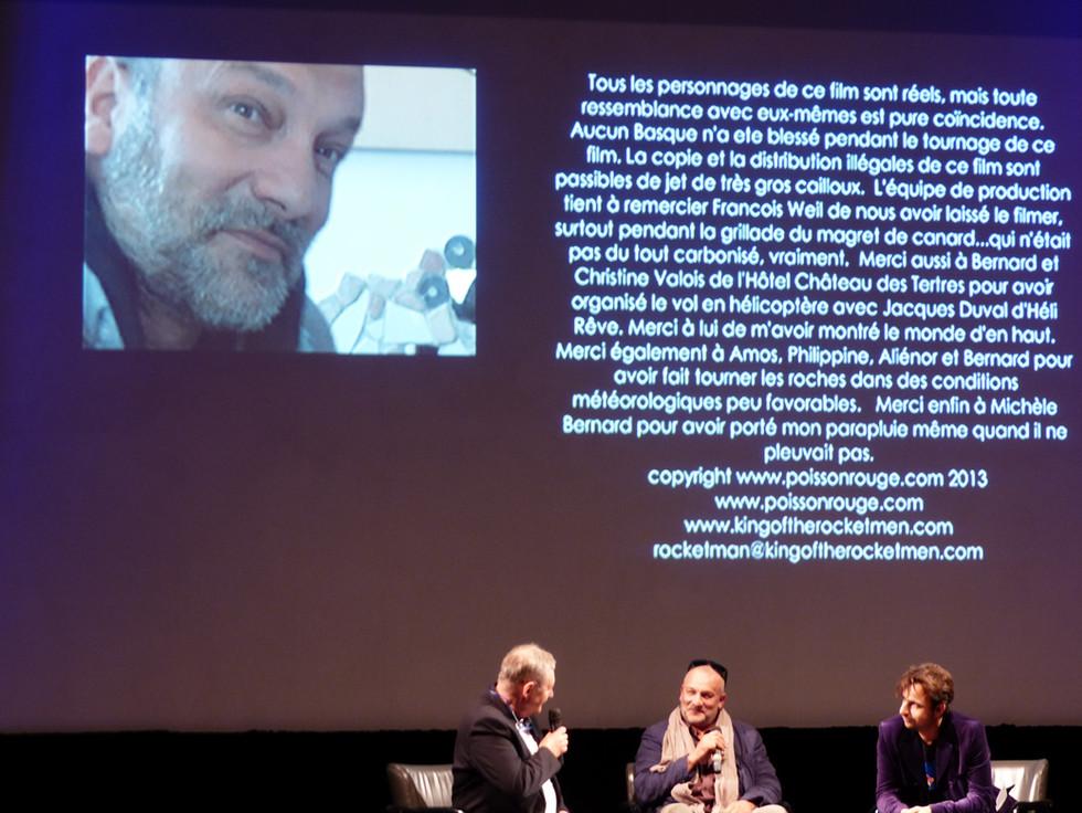 Le film sur le sculpteur François Weil réalisé par Patric Turner a obtenu le Grand Prix du MIFAC 2016.