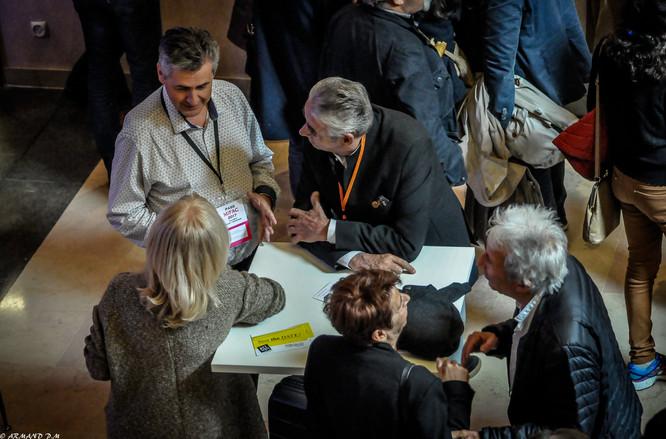 Discussion passionnée au MIFAC 2017