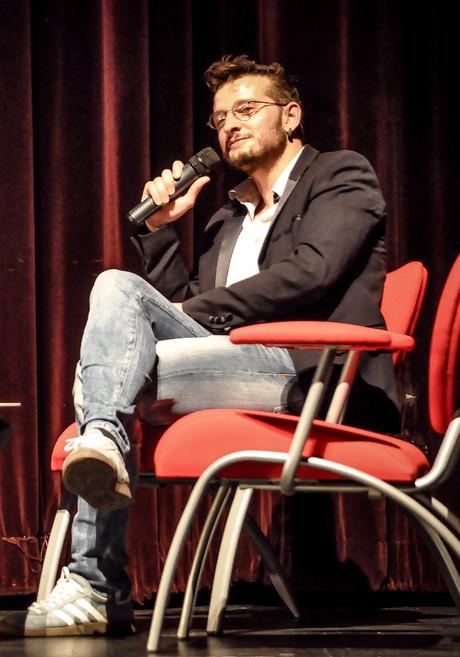 Le jeune artiste et réalisateur Clément Lesaffre.