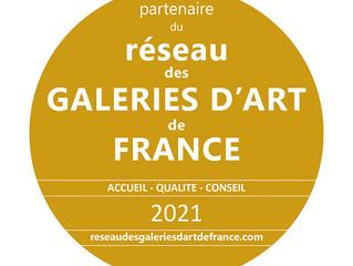 Le Réseau GOLD change de nom… et devient le Réseau des galeries d'art de France !