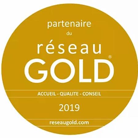 Rejoignez le Réseau Gold !