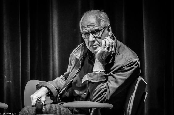 François Catonné réalisateur de films sur Vladimir Velickovic, Antonio Segui et bien d'autres artistes.