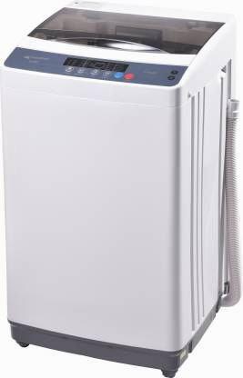 Micromax 6 kg Fully Automatic Top Load WM Grey (MWMFA601TTSS2GY)
