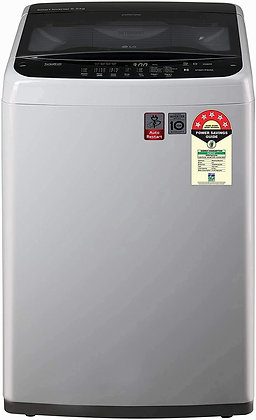 LG Washing Machine Fully Automatic 6.5kg, 5 Star Top Loaded T65SPSF2Z