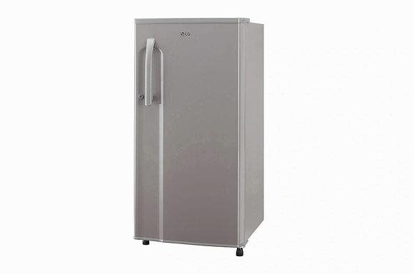 LG Refrigerator 188Ltr GL-B191KDGD Toughened Glass Shelves