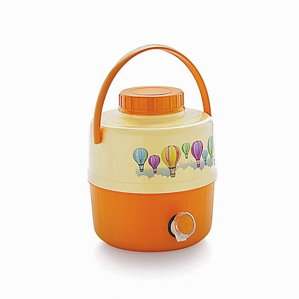 Cello Travel Star Plastic Insulated Water Jug, 10 litres