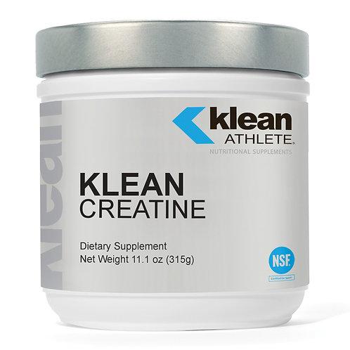 Klean Creatine: muscle gains