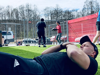Box n' kick på Classic Gym Härryda
