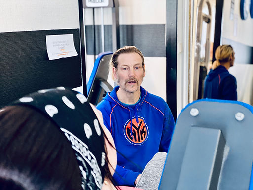 Davy Fjällrud D.O Osteopat, personlig tränare