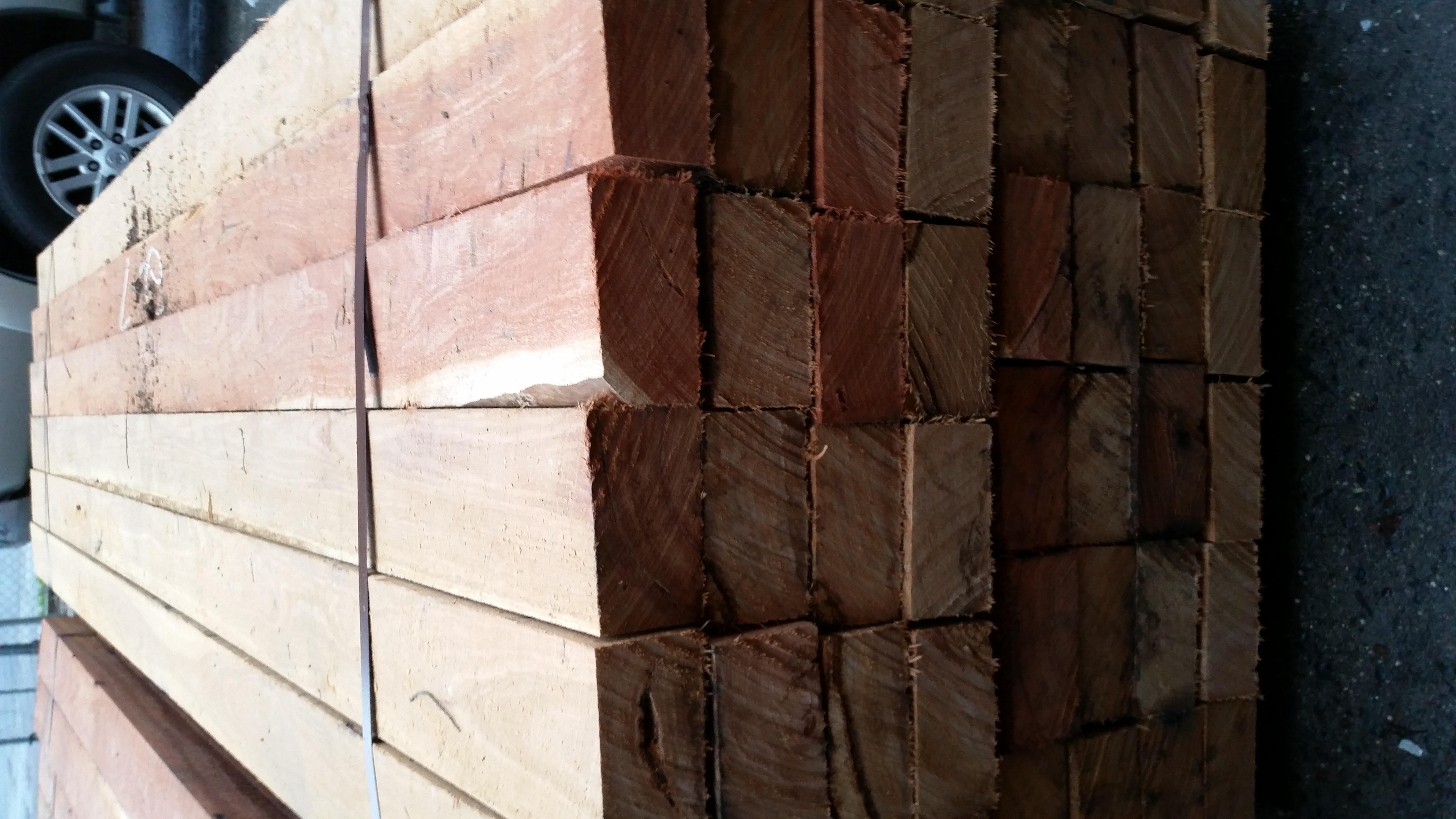 Hardwood Posts