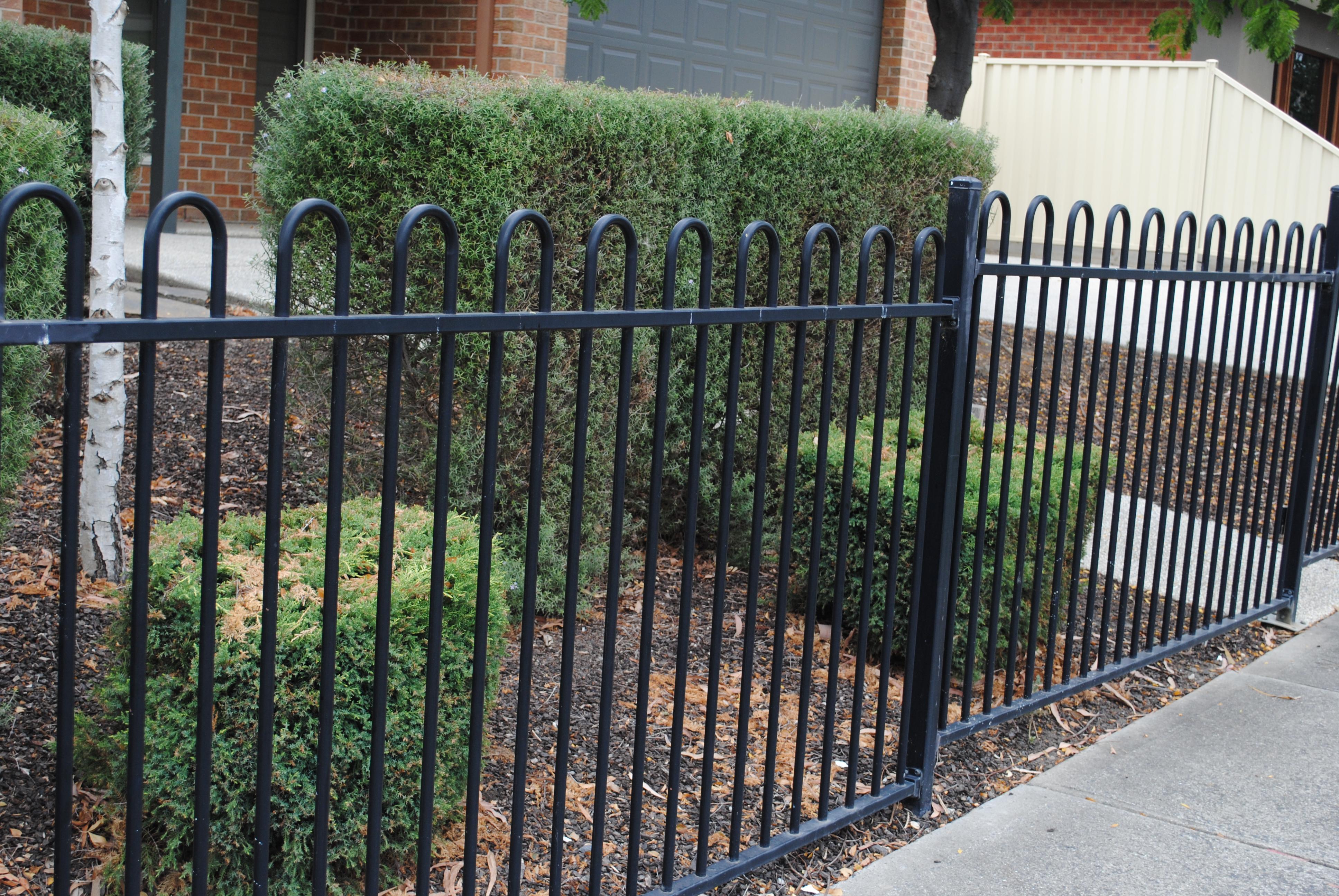 Tubular Steel Fence 5