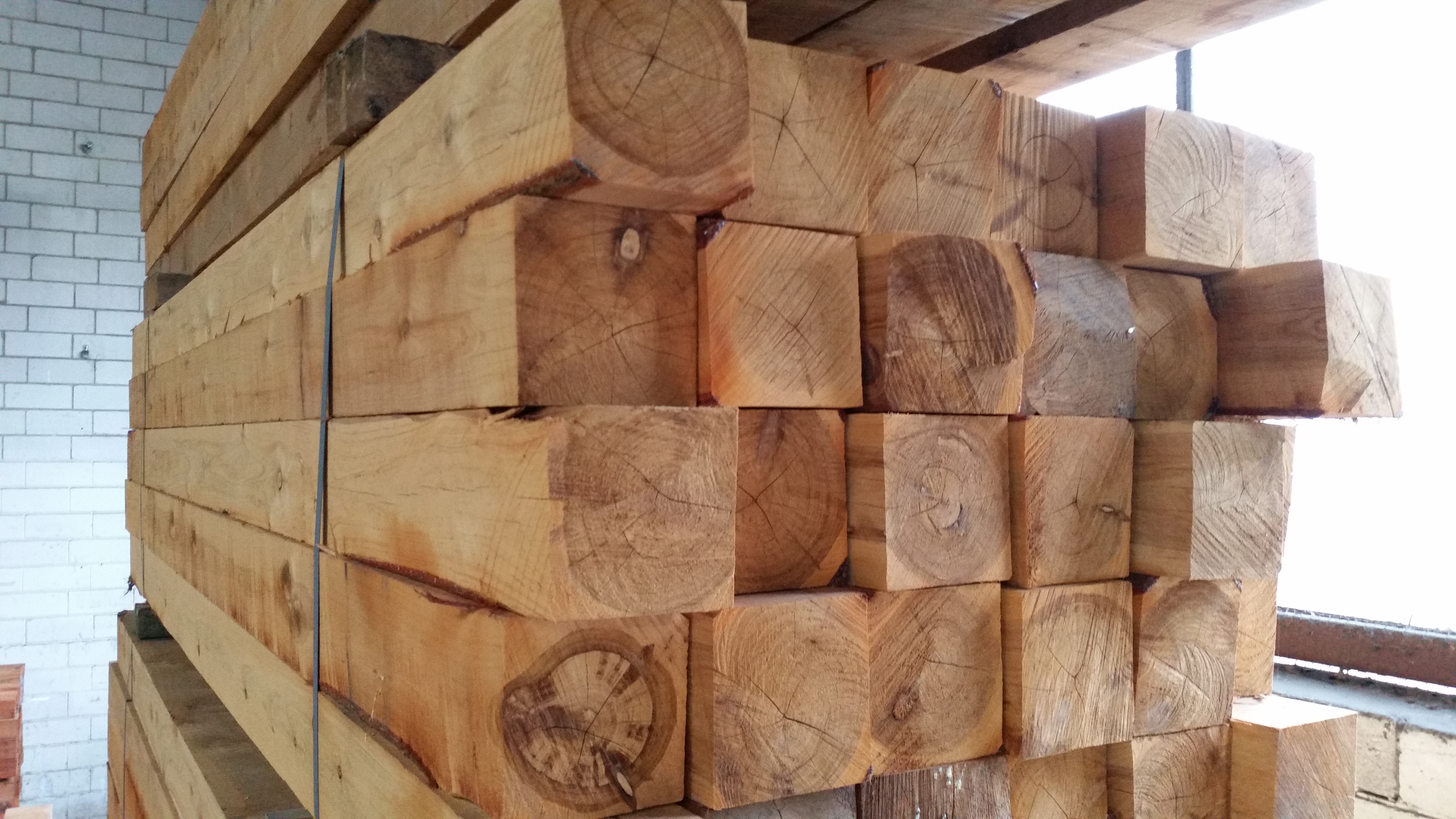 Cypress Pine Posts
