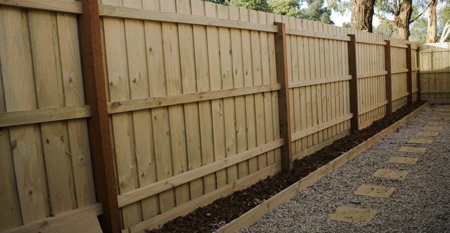 Timber Fence Supply