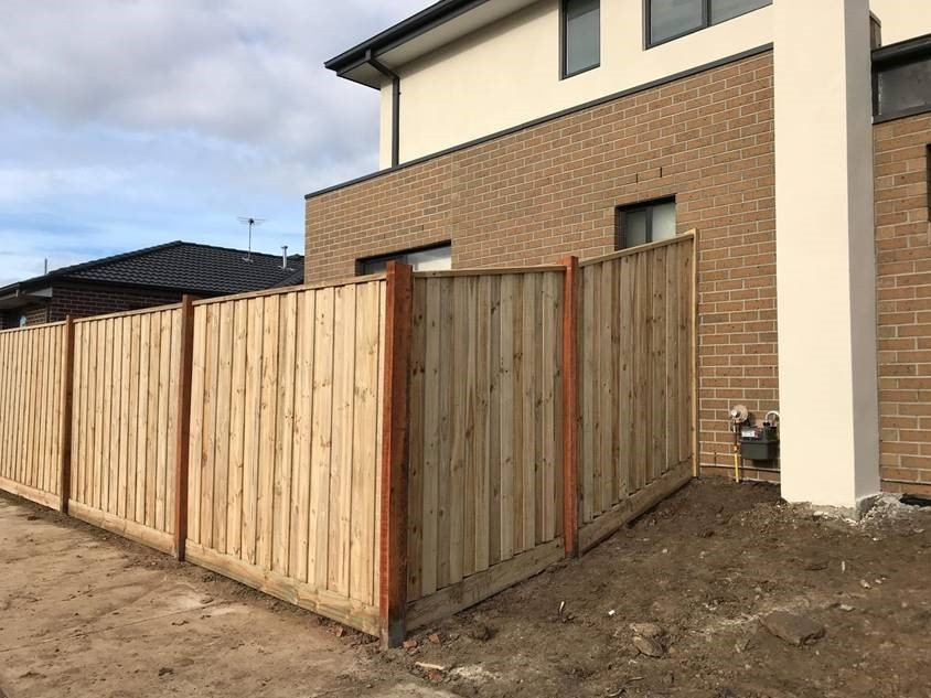 1.95m Timber Fence