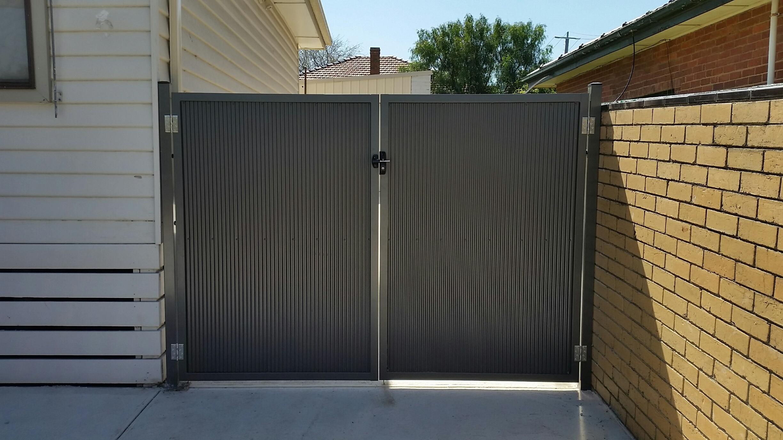 Custom Sized Gates Welded