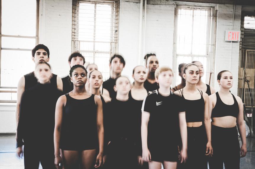 Joffrey Ballet School Trainee, NYC