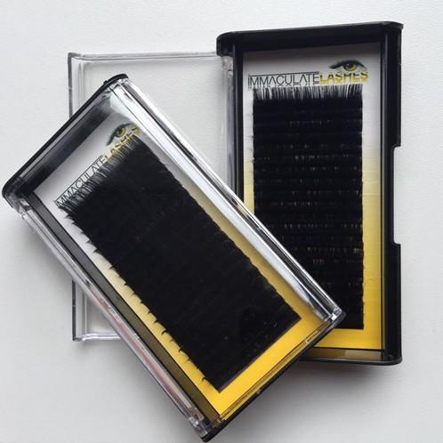 25ce3aa1f73 0.07mm Silk Russian Volume Lashes