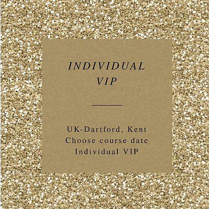 Individual 1:2:1 VIP Training