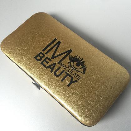 Tweezers magnetic case