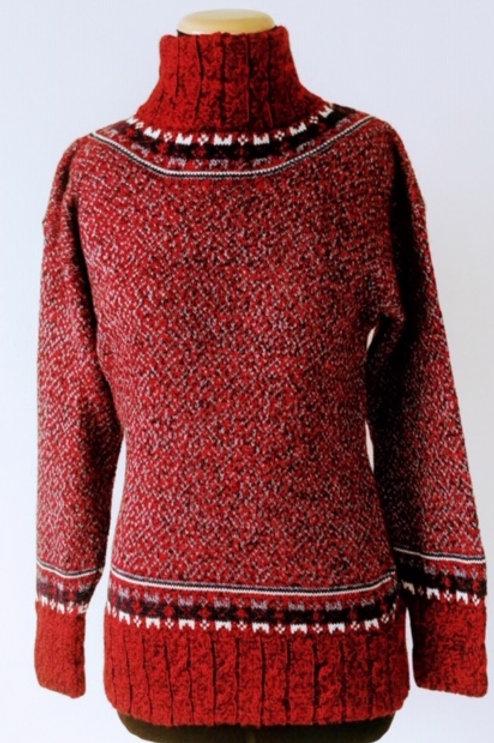 New!!!  Alpaca Tutleneck Sweater