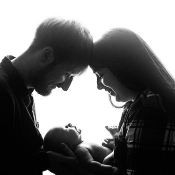Cornwall newborn photographer