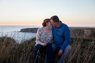 Couple photography Cornwall