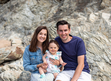 4 reasons to book a location family photo shoot in Cornwall