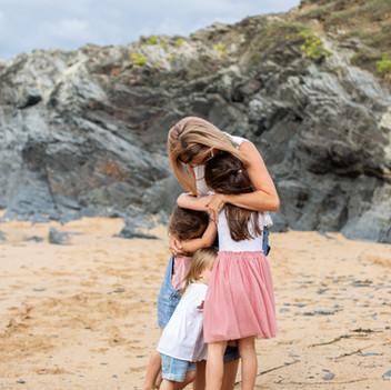 family photographer Cornwall