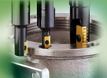 Indexable Thread Milling