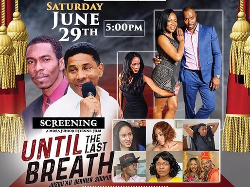 Until the Last Breath (Jusqu'au Dernier Soupir) Movie Screening