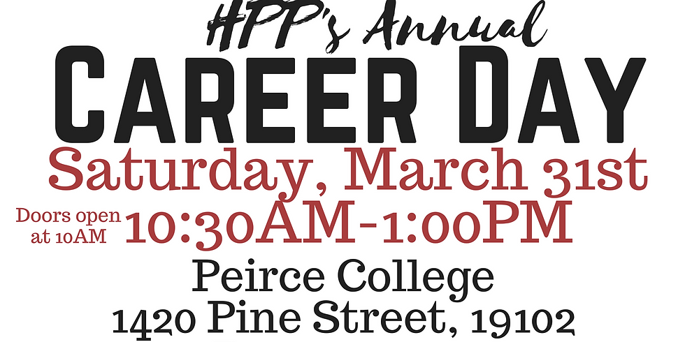 HPP's Annual Career Day