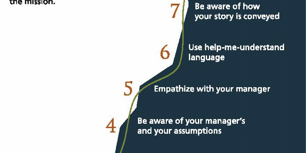 Workplace Success Series: How to Manage your Manager