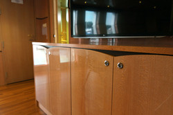 Cabinet for Super yacht