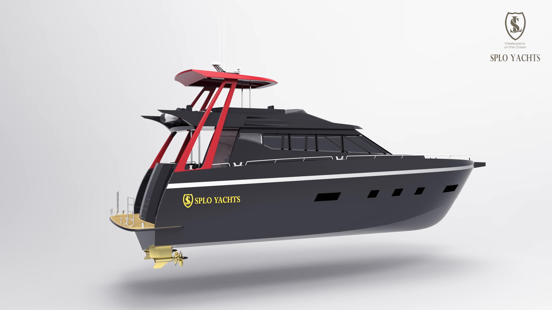 20m luxury power yacht