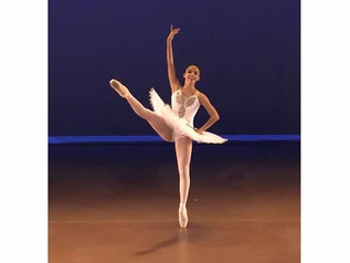 Universal Ballet Competition 2016 - Scholarships