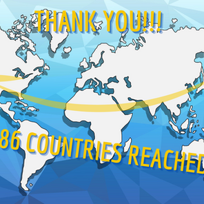 Record-breaking! 86 Countries Join TAFISA World Walking Day - 24 Hours Around the Globe 2021