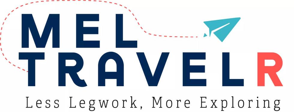 Mel Travelr Logo