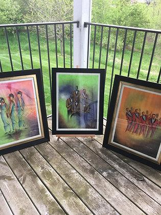 Motown Set