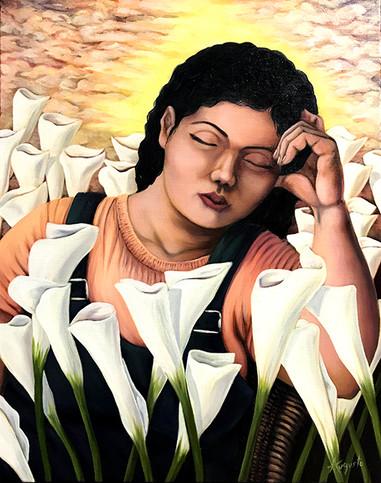 Rosa dreams of rest