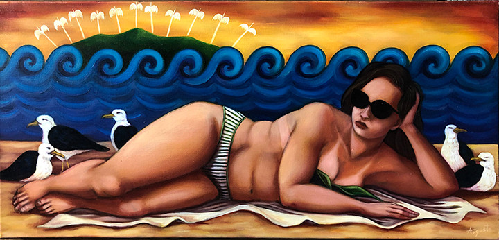 Islander by Lake Erie